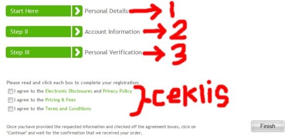 cara registrasi payoneer terbaru