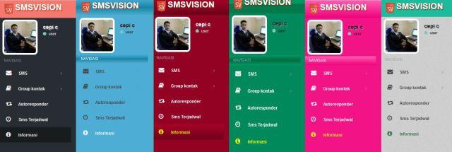 Aplikasi sms broadcast