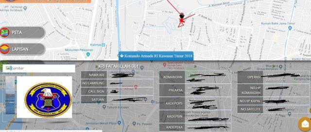 Aplikasi monitoring gps