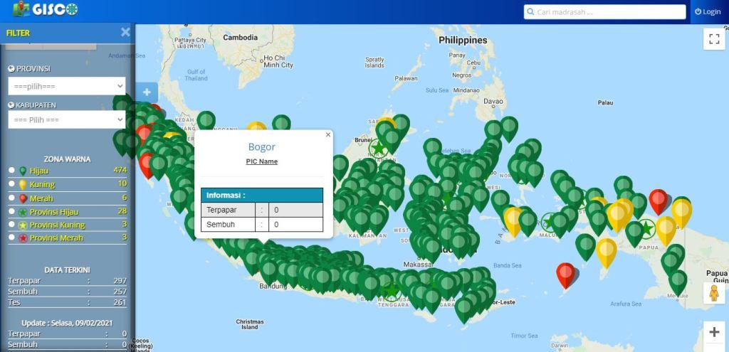jasa pembuatan aplikasi google map